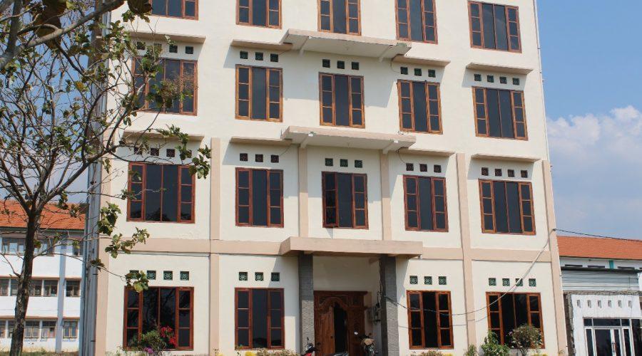 Apartement Untuk menginap Dosen-dosen IKHAC yang datang dari luar Mojokerto