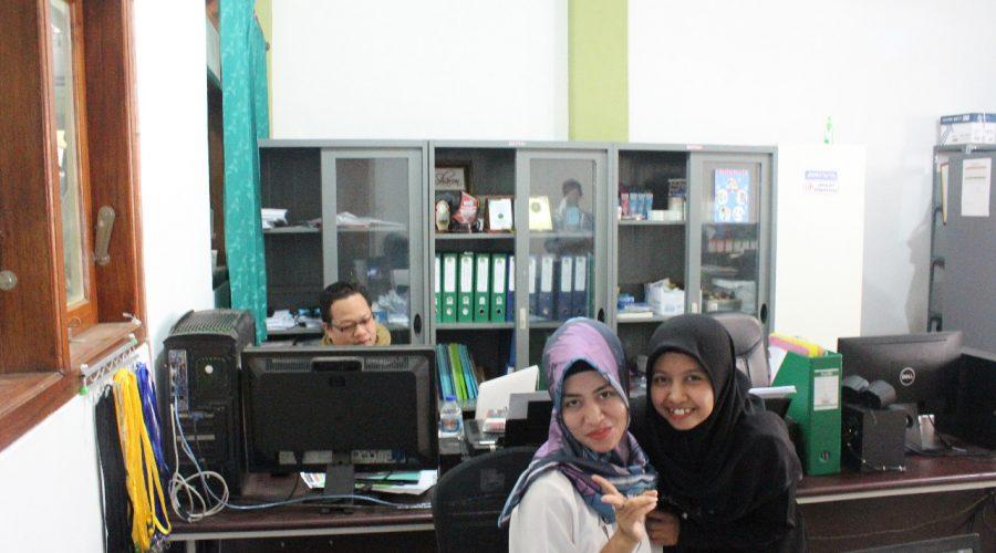 Kantor TU Fakultas Tarbiyah