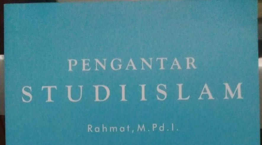 Buku Pengantar Studi Islam 2018