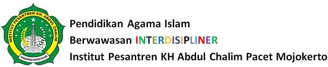 Pendidikan Agama Islam Berwawasan Interdisipliner IKHAC